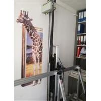 Buy cheap Water based ink 3D wall printing machine to painting pictures on wall product