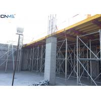 Buy cheap Different Color Slab Formwork Systems Channel Steel / Timber Beam / Plywood Material product