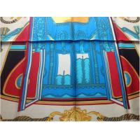 Buy cheap 100% silk scarf product