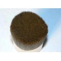 Buy cheap Tapered  Polyester Paint Brush Filament / Nylon Brush Filament For Brush product