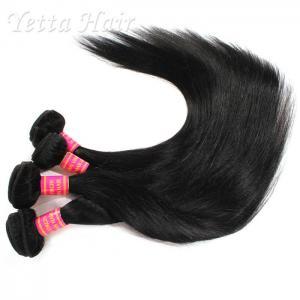 Buy cheap Malaysian Straight 6A Virgin  Hair extensions No tangling No shedding product