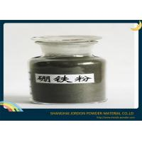 Buy cheap Iron Boron Alloy Fe - B Black Industrial Metal Powders Enhance Toughness ISO Approval product
