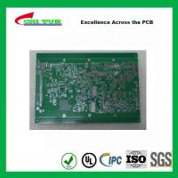 Buy cheap Making 8 Layer Quick Turn PCB Prototypes Lead Free HASL Power Amplifier Pcb Layout product