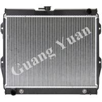 Buy cheap DPI  1935 Aluminium Auto Radiator fo 4RUNNER 2.4D 85-91 ATPICK-UP 2.4D 86 -95 AT  16400-35090/35100/35380 product