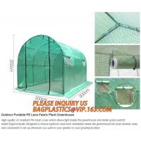 Buy cheap pc aluminum garden green house,portable houses garden green house,China-made new design green house for agriculture/comm product