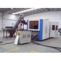 Buy cheap Customized 2L 4000BPH Automatic Blowing Molding Machine in 380V Plastic Bottle Making product
