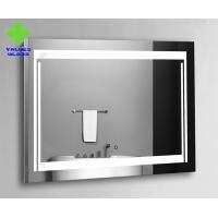 Buy cheap Wall Mounted Frameless Silver Wall Mirror Superior Corrosion Resistance product