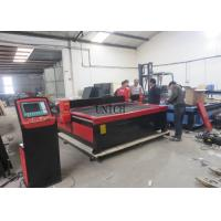 China 2000*6000mm 100A CNC Plasma Metal Cutting Machine wholesale
