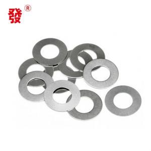 Buy cheap M2 - M56 Zinc Plain Metal Flat Washers / Metal Flat Gasket DIN125 DIN9021 product