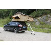 Buy cheap Soft Extension 4x4 Roof Top Tent , 60KG Expedition Tents For Vehicles product