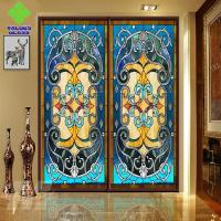 Buy cheap 3mm 5mm 6mm Stained Glass Decorative Panels For Decorating Walls product