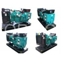 Buy cheap 100kva/80kw diesel generator with Cummins diesel engine and famous alternator from wholesalers