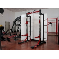China Red 3.5mm Full Body Gym Exercise Equipment For Weight Lifting on sale