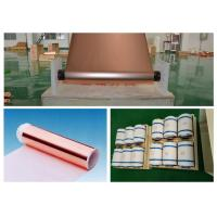 Buy cheap Mobile Phone Lithium ion Battery Copper Foil , 20 Mic Electrolytic Copper Foil product