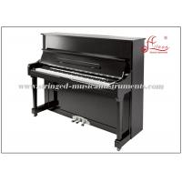 Buy cheap Acoustic Silent Keyboard 88 Keys Upright Piano Musical Instrument Black Polished product