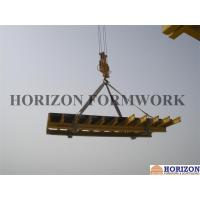 Buy cheap Eco - Friendly Slab Formwork Systems , Flying Table Formwork For Slab Concrete product