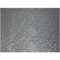 Buy cheap Stucco Embossed Aluminum Sheet / Diamond Checkered Sheets 0.5mm - 2mm product
