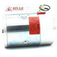 Buy cheap 60 Volt Hydraulic DC Motor 2000W CW Rotation 6N.M Torque For Forklift product