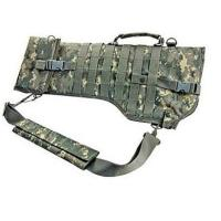 China 24 Inch Tactical Double Rifle Case , Camo Molle Gun Case Scabbard on sale