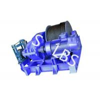 Buy cheap Customized Lebus Groove Drum Light Duty Electric Winch 5 Ton With Little Noise product