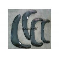 4x4 Tundra Auto Off Road Fender Flares 07-13 Solid With 4pcs Per Set / UV Protection