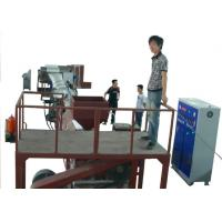 Buy cheap EPE Foam Banana Tree Bag Extrusion Line Screen Exchanger With Heaters product