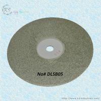 Buy cheap Diamond Coated Flat Lap Disk Wheel for Rough Grinding Jewelry Glass and Lapidary product