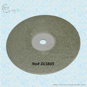 Buy cheap Покрытое диамантом плоское колесо диска подола для грубых меля стекла и Лапидары ювелирных изделий product