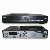 Buy cheap DVB-S Receivers with Eight Different Favorite Groups Selection and Anti-flickering product