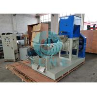 Buy cheap Large Scale Floating Fish Feed Machine / Fish Food Extruder Machine 3kw Cutting product
