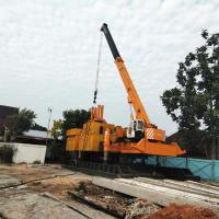Buy cheap ISO9001 ZYC360 Pile Injection Machine For Concrete Pile Of Piling Foundation product