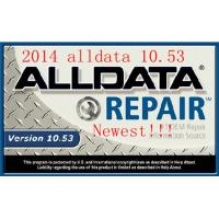 Buy cheap 2015 Alldata V10.53 & Mitchell on Demand 5 2014 Fit All 32&64bit Windows System 640G HDD product