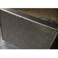 Buy cheap 304 Stainless Steel Mesh Gas Liquid Filter Corrosion / High Temperature Resistance product
