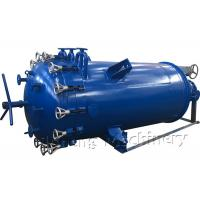 Buy cheap Small Size Blue Color Candle Filter Purification Made of Carbon Steel product