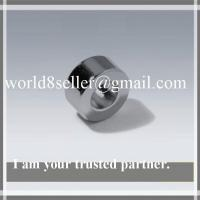 Buy cheap Rare earth strong sintered ndfeb Ring disc high quality motor industrial magnet product