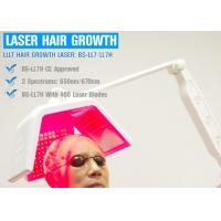 China Comfortable Painless Diode Laser Hair Regrowth Treatment Machine Handheld wholesale