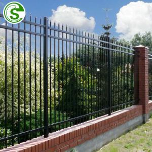 China Fence manufacturer aluminum fence panels and gates on sale