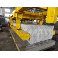 Buy cheap Energy Saving Autoclaved Aerated Concrete Production Line for Sand product