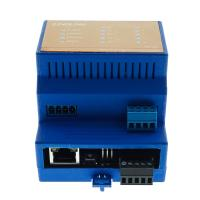 Buy cheap IPv6 Protocol Dimmer Switch Module 24VDC Din Rail Automation Processor Blue Color product