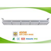 Buy cheap 400w 0 - 10v LED Linear High Bay / LED High Bay Lights for warehouse , DALI dimmable product