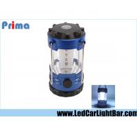 Buy cheap 12 LED Bivouac Led Camping Lantern With Compass Plastic 3 X AA Batteries product