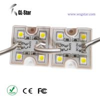 Buy cheap 4 pcs 5050 waterproof led module with DC 12V, wholesale price from wholesalers