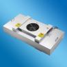 Buy cheap Portatble High Quality laminar air flow hood Galvanized frame cleanroom ffu fan from wholesalers
