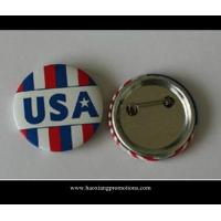Buy cheap Factory price-good quanlity full color printing tin badge /button badge for decoration product
