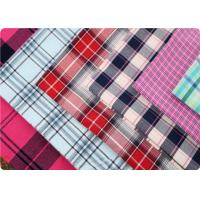 Buy cheap Plaid Home Textile Corduroy Cloth Yarn Dyed Cotton Fabric 300-320GSM product