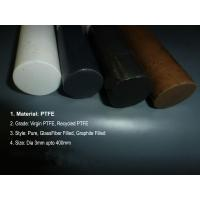 Buy cheap Bronze Fiber PTFE Teflon Rod Glass Carbon Graphite / Beads Filled product