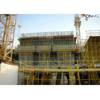 Buy cheap Construction Climbing Scaffolding System With Adjustable Brace Simple Operation  product