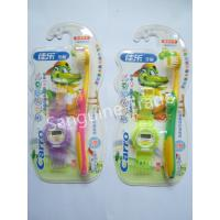 Child Carton Toothbrush With watch