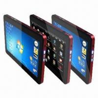 Buy cheap Tablet PCs, 10.1-inch LED + Android 4.0/Win7 + 1.3-megapixel Camera + 3G + 1,080p HD Video product