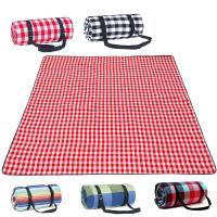 Buy cheap Mini Size Plaid Lightweight Picnic Blanket For Camping / Travelling product